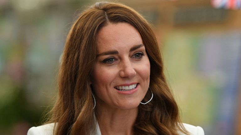 The duchess has been working in the area for 10 years