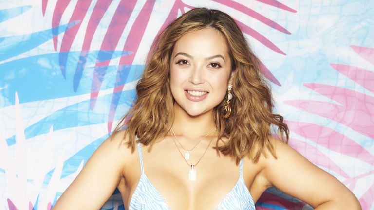 Sharon Gaffka. Pic: ITV