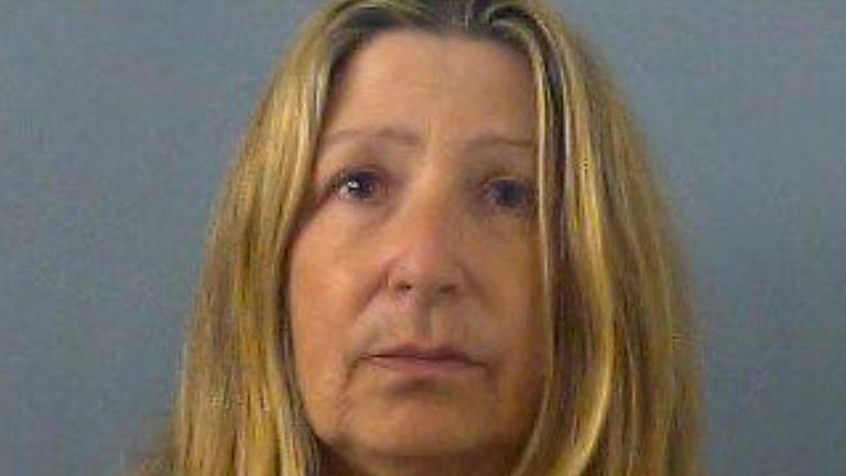 Lynda Rickard. Pic: Thames Valley Police