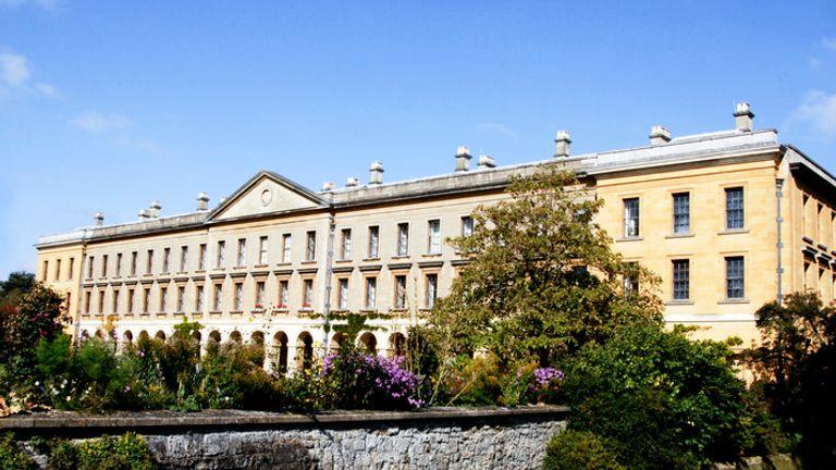Magdalen est l'un des collèges les plus prestigieux de l'Université d'Oxford
