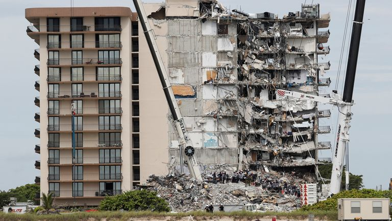 Authorities have pledged multiple investigations into the collapse