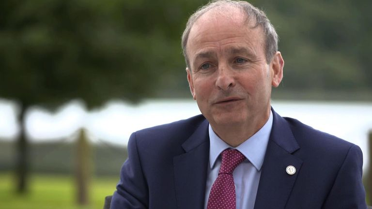 Micheál Martin says issues have arisen that are 'causing concern'
