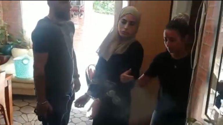 The detention of Muna al-Kurd