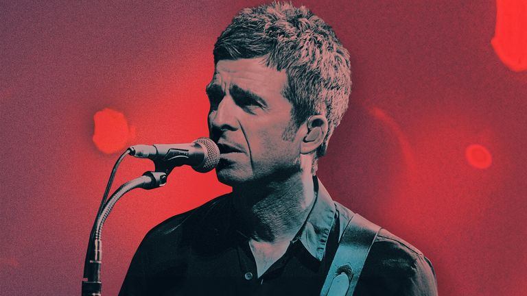 Noel Gallagher: Out Of The Now. Pic: Sour Mash/ Sky Arts