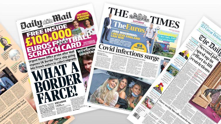 papers fan 050621