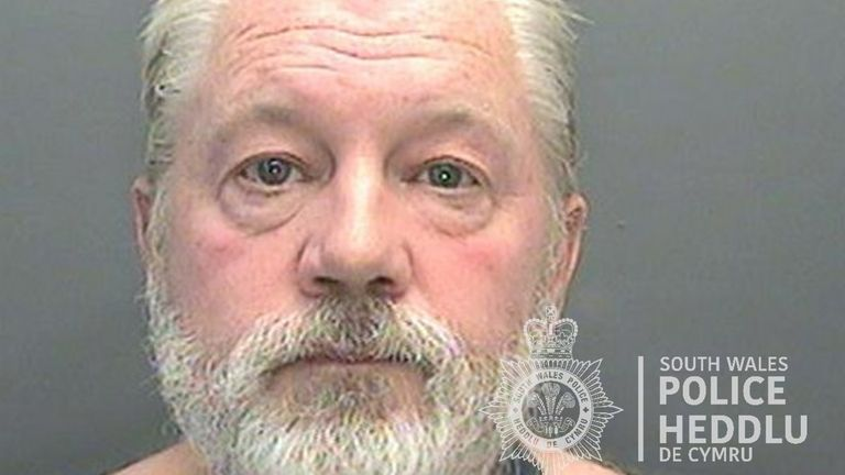Paul Griffiths was jailed last month after pleading guilty to multiple charges
