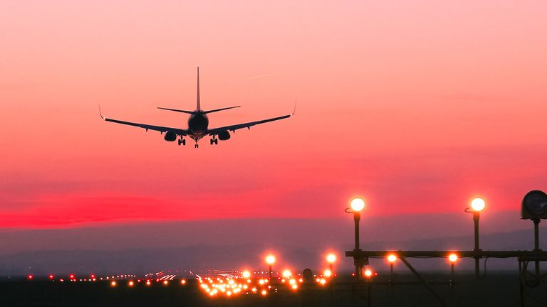 Pilots are calling for urgent action from the government