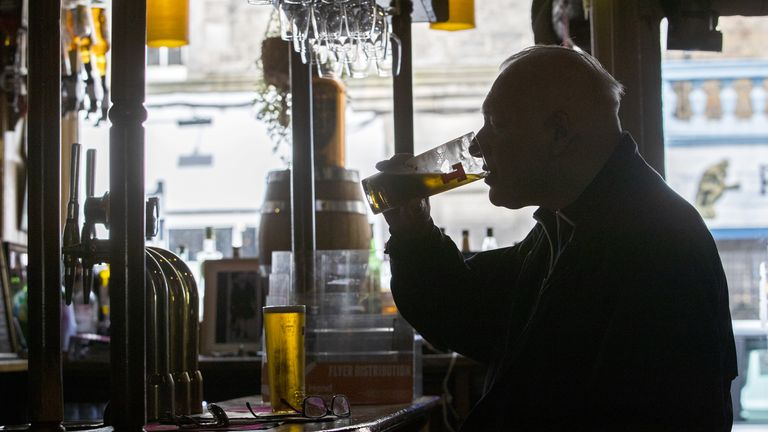 Reports suggest it may take longer for pubs to fully go back to normal