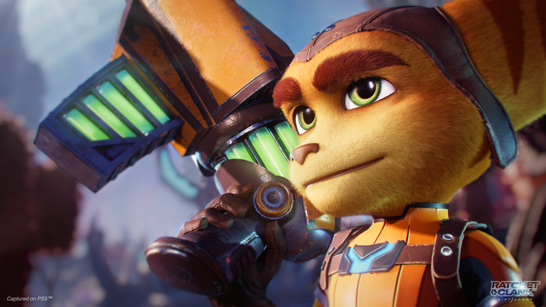 Ratchet and Clank: Rift Apart. Pic: PlayStation 5