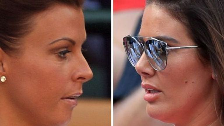 Coleen Rooney and Rebekah Vardy are locked in a legal battle