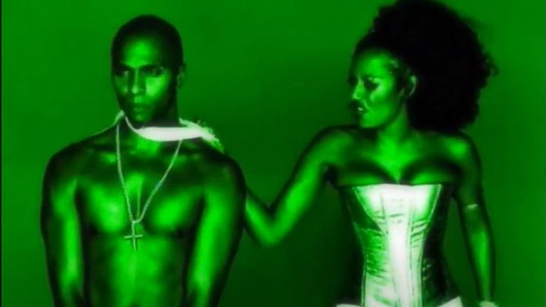 Mel B released I Want You Back with Missy Elliott in 1998. Pic: YouTube