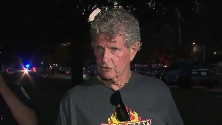Toronto Police Supt Ron Taverner said it was an 'horrific scene'