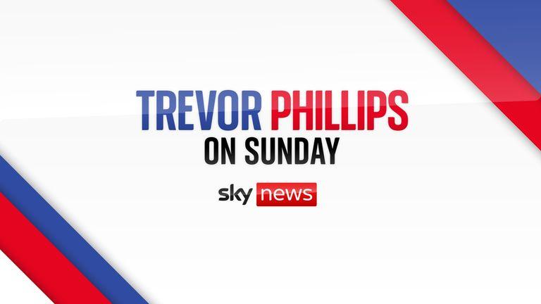 Trevor Phillips On Sunday