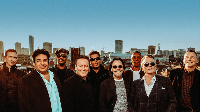 Undated handout photo of UB40, frontman Duncan Campbell (far right) has announced his retirement from music after having a seizure at home earlier this month. The 63-year-old suffered a stroke in August last year and had spent the past 10 months recovering in preparation for the British reggae group's forthcoming UK tour. He replaced his brother Ali as lead singer of the chart-topping group in 2008. Issue date: Monday June 28, 2021.