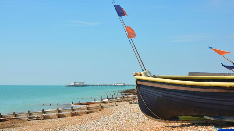 Worthing Council, in West Sussex, is one of those backing the scheme