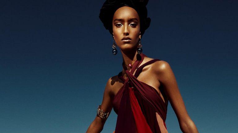 Undated handout fashion image from Zara 9/6/21 Pic: Zara