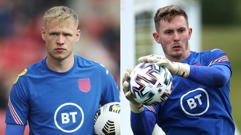 Aaron Ramsdale has been called to England's Euro 2020 squad to replace the injured Dean Henderson