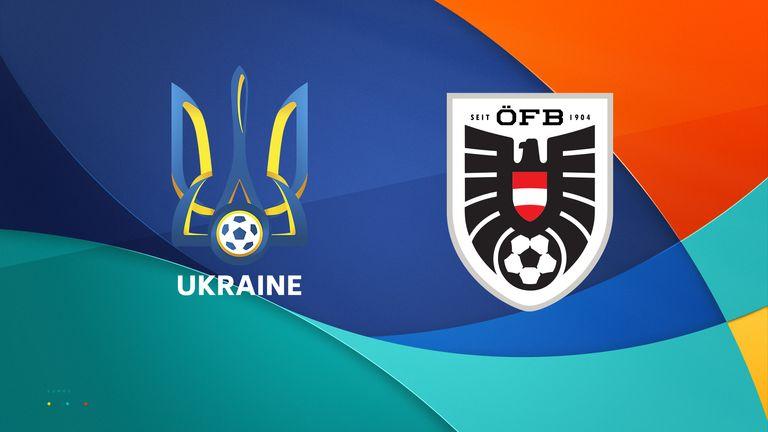 Ukraine vs Austria