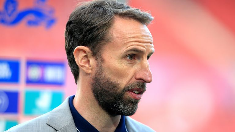 Gareth Southgate says his England squad will continue to show their unity and take a knee during the Euros despite boos in their last two international friendlies.