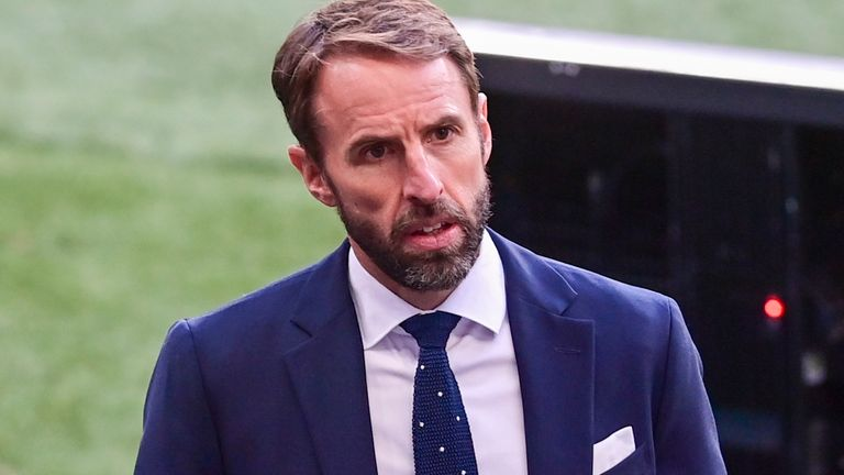 Gareth Southgate's England are the only side yet to concede a goal at Euro 2020