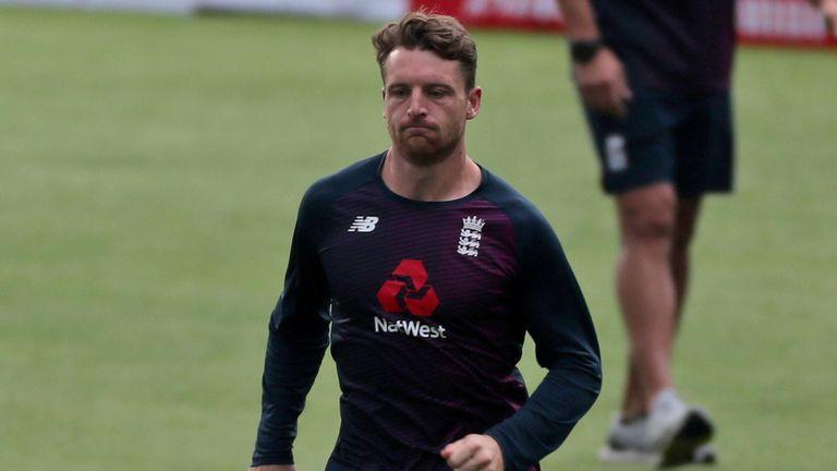Jos Buttler dit que l'Angleterre doit se concentrer sur l'assurance d'avoir un élan et une bonne forme pour la Coupe du monde T20 plus tard cette année