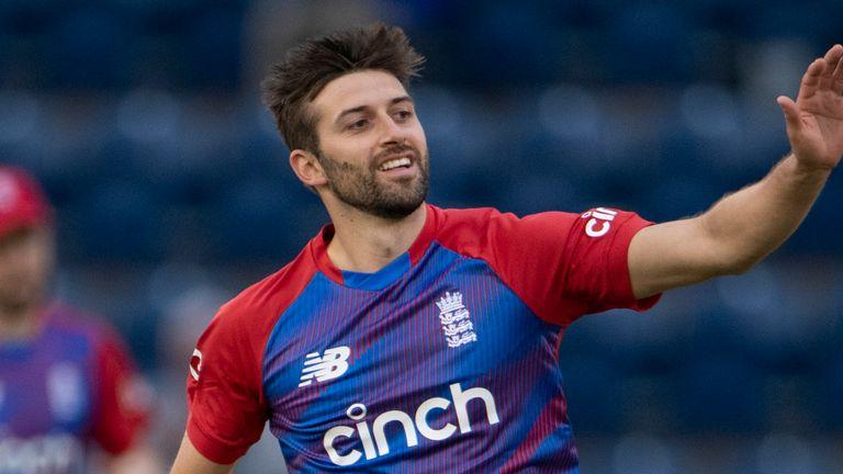Mark Wood, second T20 international between England and Sri Lanka (Getty)