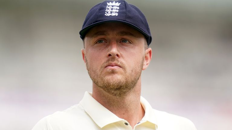 James Anderson says the England squad have unanimously accepted Robinson's apology for posting offensive tweets nine years ago