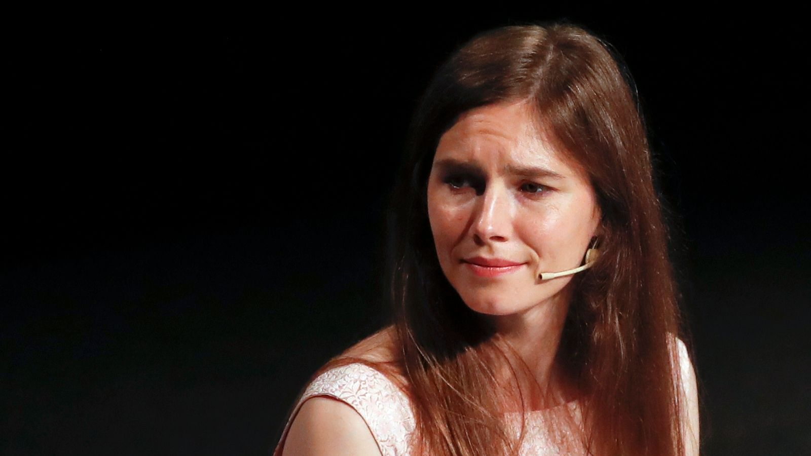 Amanda Knox says Matt Damon film Stillwater rips off her life story 'without her consent'