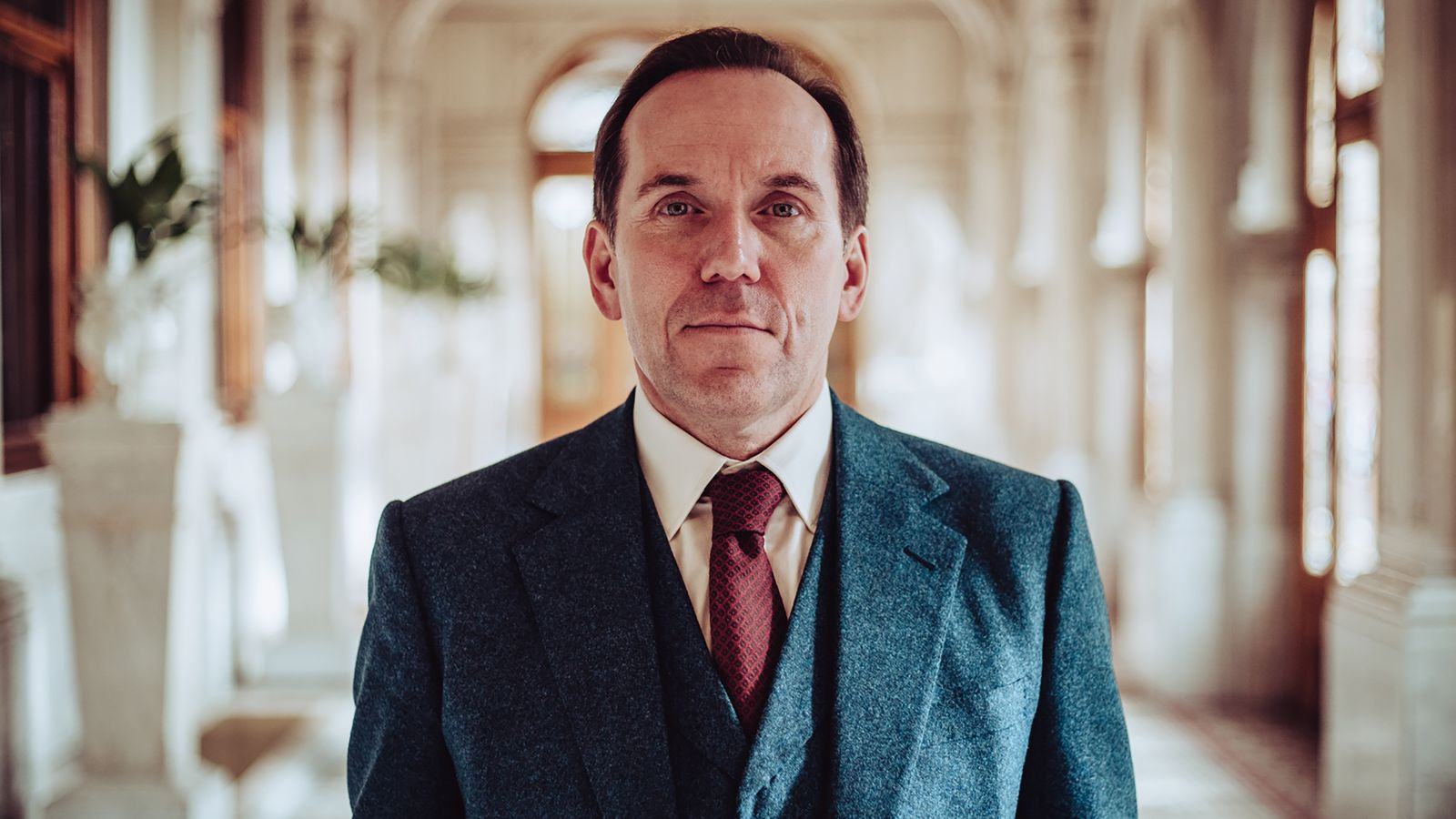 Ben Miller opens up about struggling with OCD as crime drama Professor T highlights condition