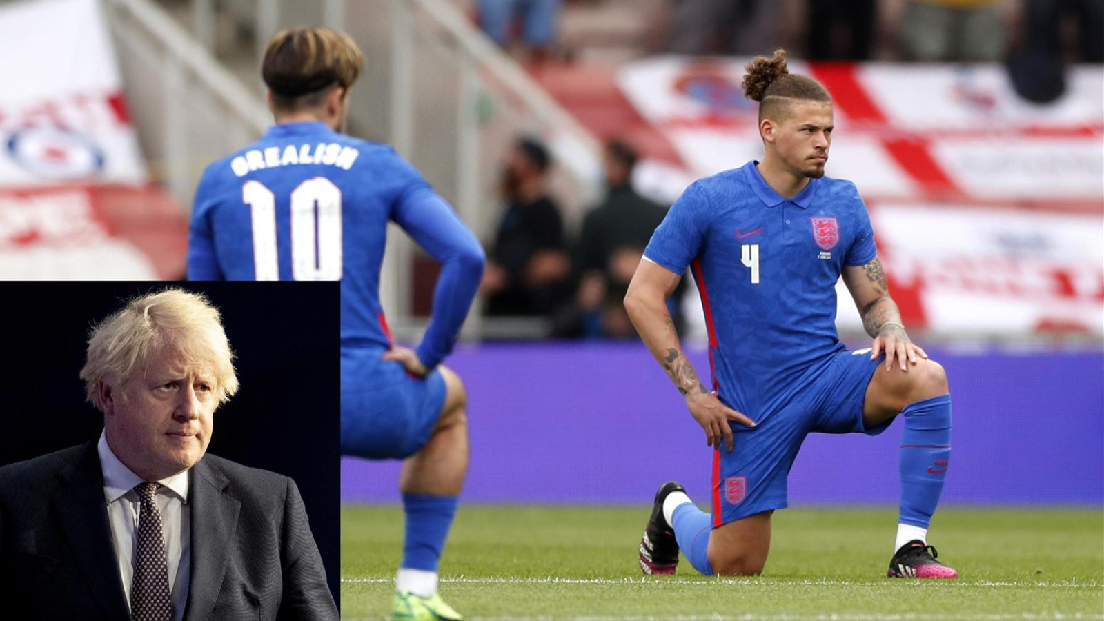 Euro 2020: Boris Johnson had a simple option over stance on England team taking the knee – but has carelessly stumbled into a row