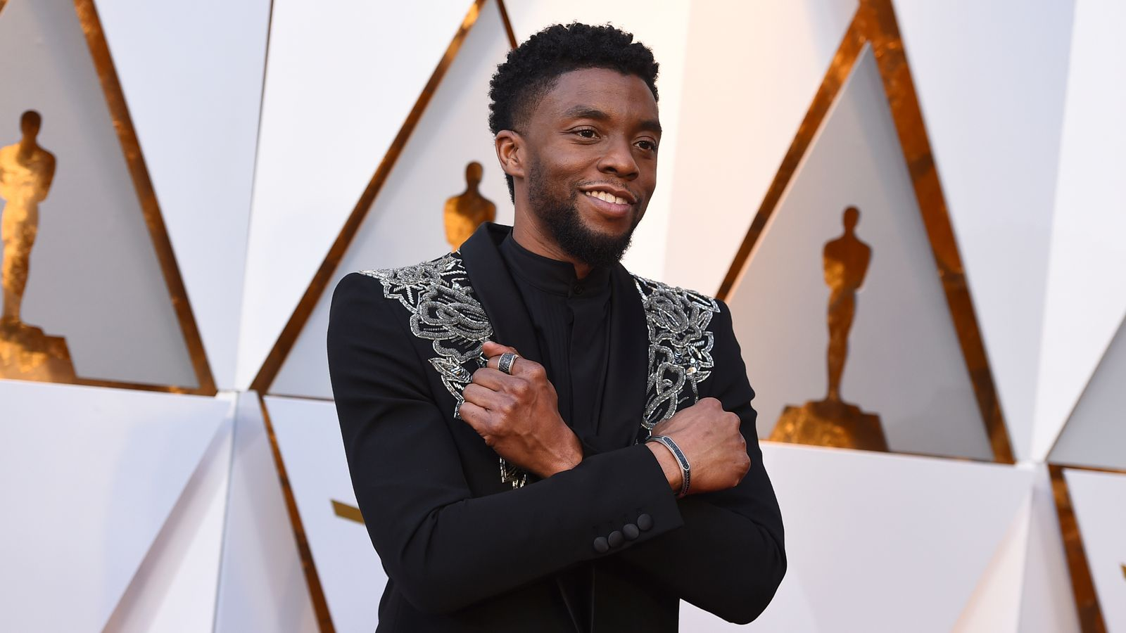 Chadwick Boseman appears in trailer for his final appearance as T'Challa in Marvel's new show What If…?