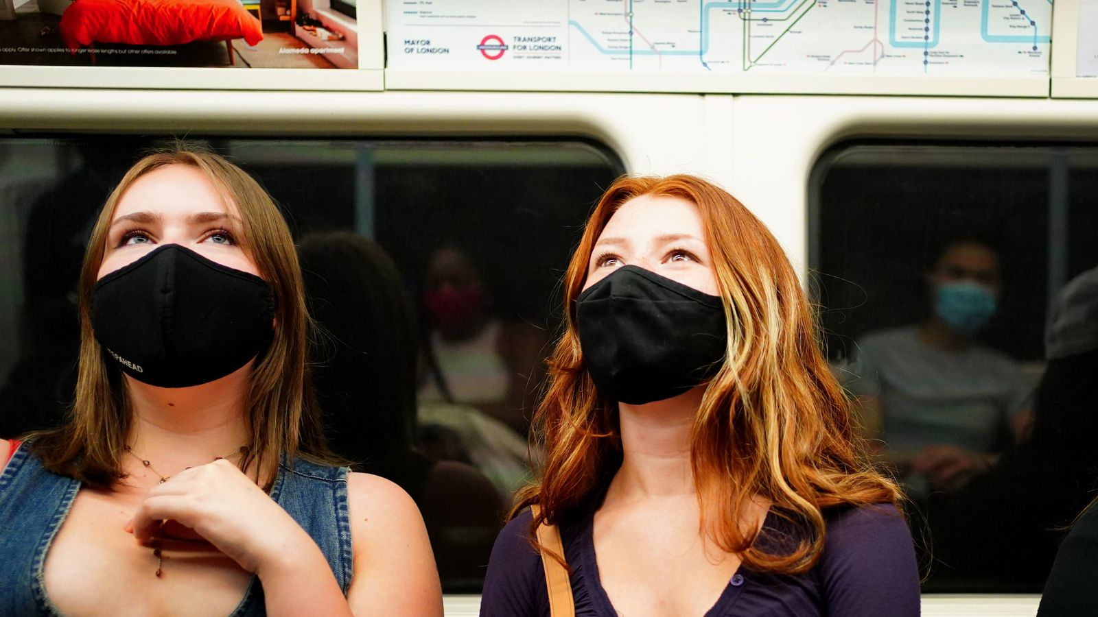 Guidance will state people are still 'expected' to wear face masks indoors after lockdown easing, minister says