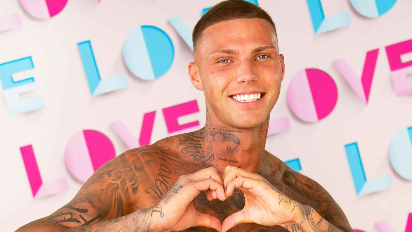 Love Island receives greater than 1,500 complaints after contestant Danny Bibby allowed in villa