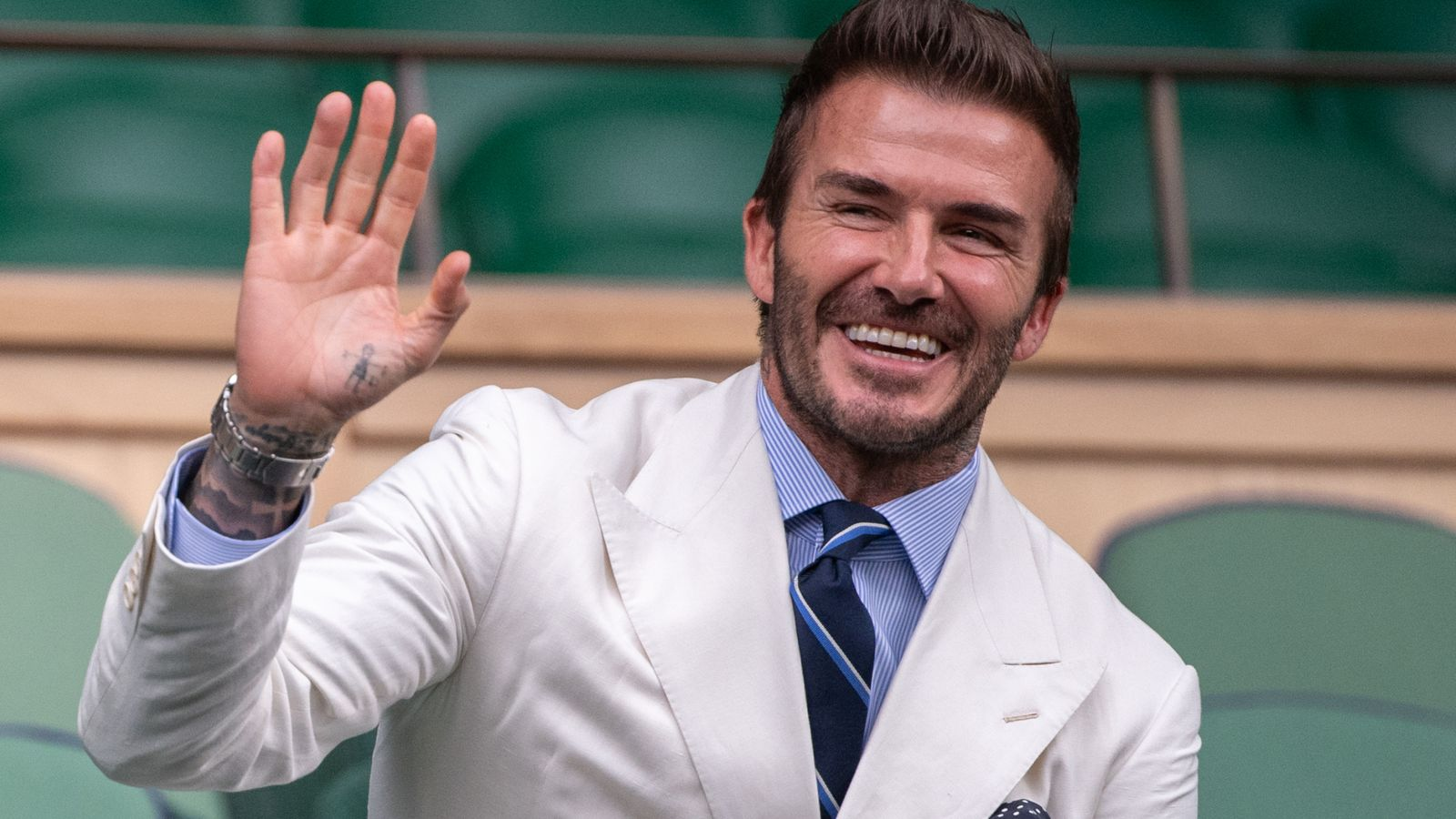 Beckham in talks to buy out consumer venture Seven Global