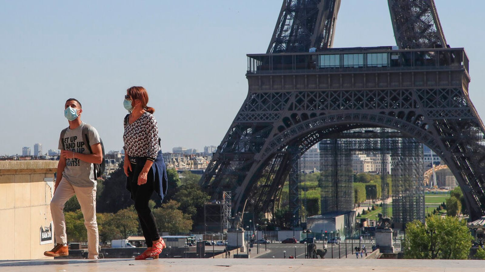 COVID-19: COVID pass now needed for Eiffel Tower and other tourist hotspots in France