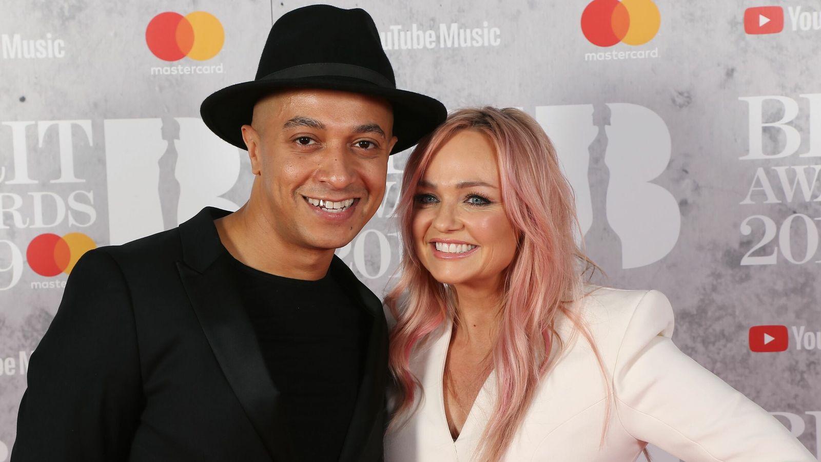 Spice Girls: Emma Bunton marries long-time fiance Jade Jones