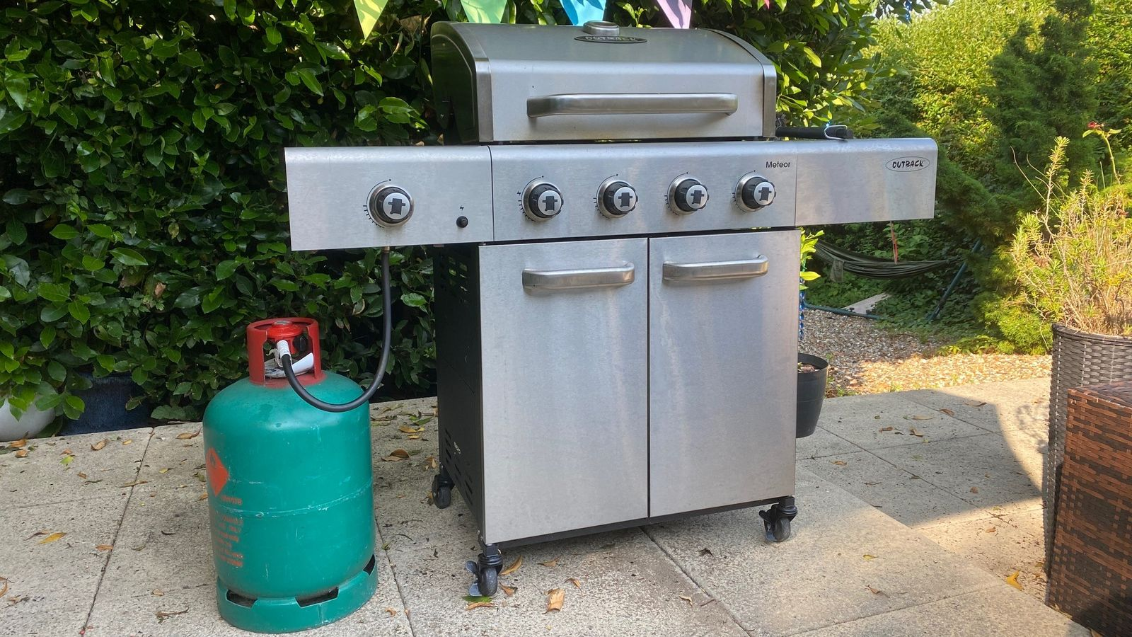 Barbecues threatened as gas cylinder shortage 'exacerbated by pingdemic'