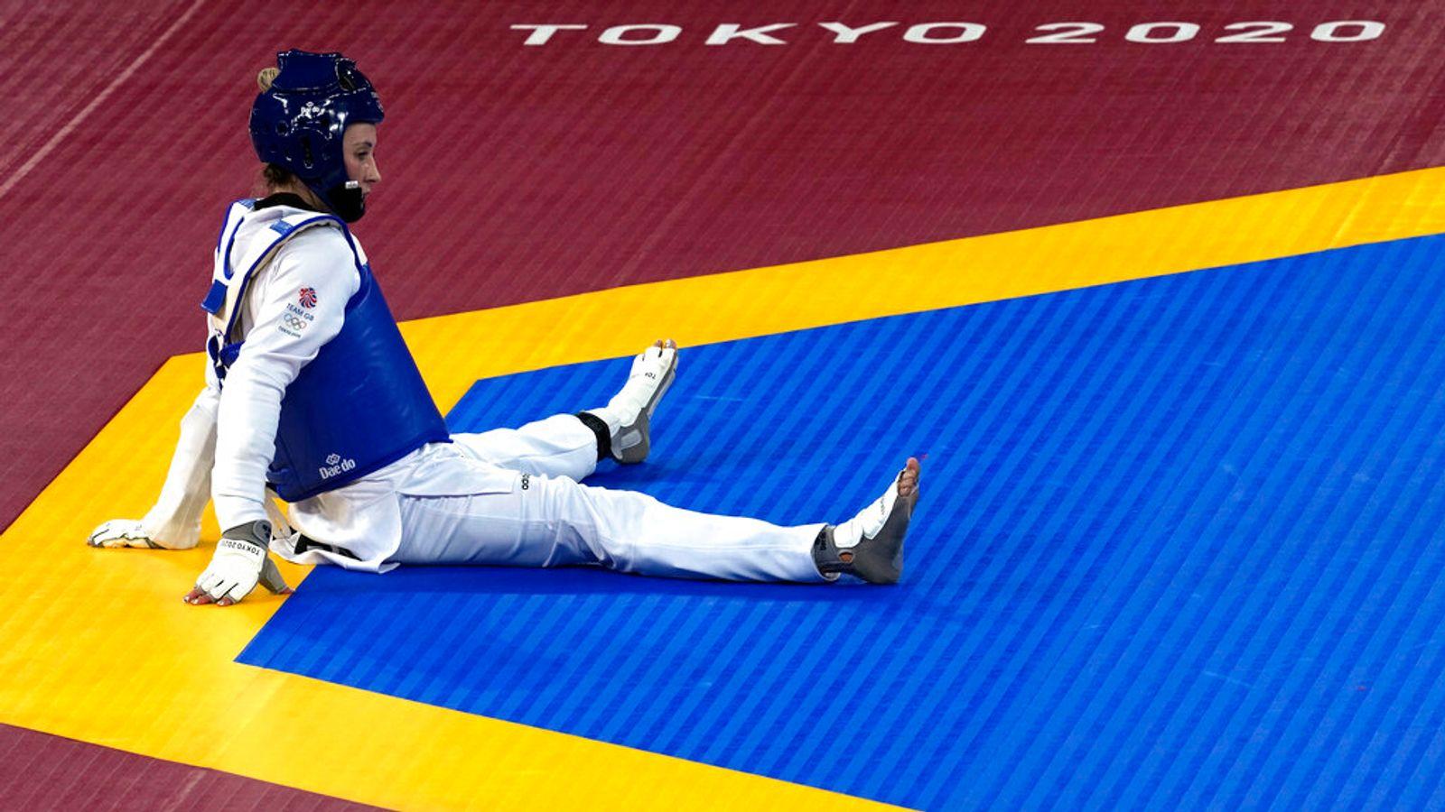 Tokyo Olympics: Jade Jones shock defeat in taekwondo as Andy Murray pulls out of tennis singles