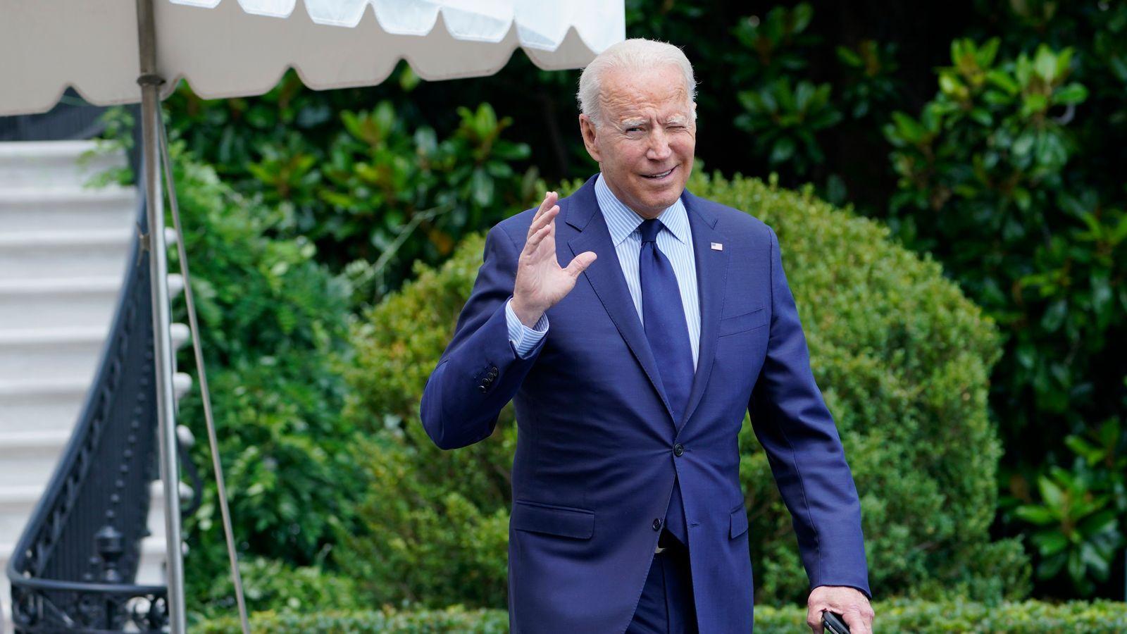 COVID-19: Vaccine and virus disinformation on platforms like Facebook 'killing people', says President Joe Biden
