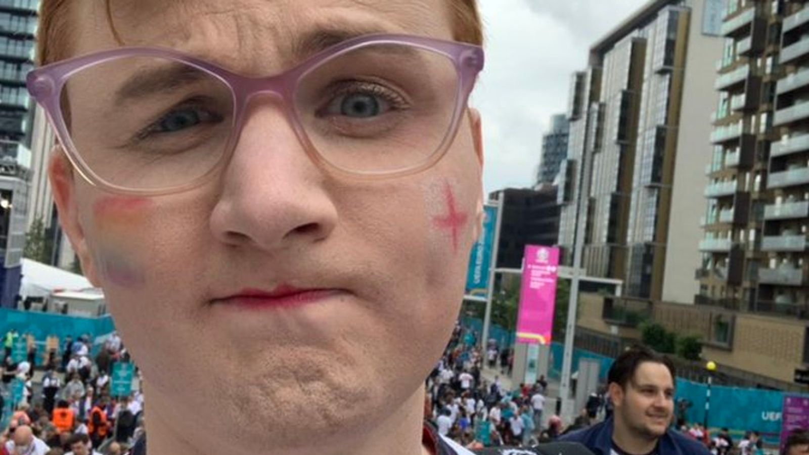 The beautiful game 'has to be beautiful for everyone': Joe White's England makeup a victory for inclusion