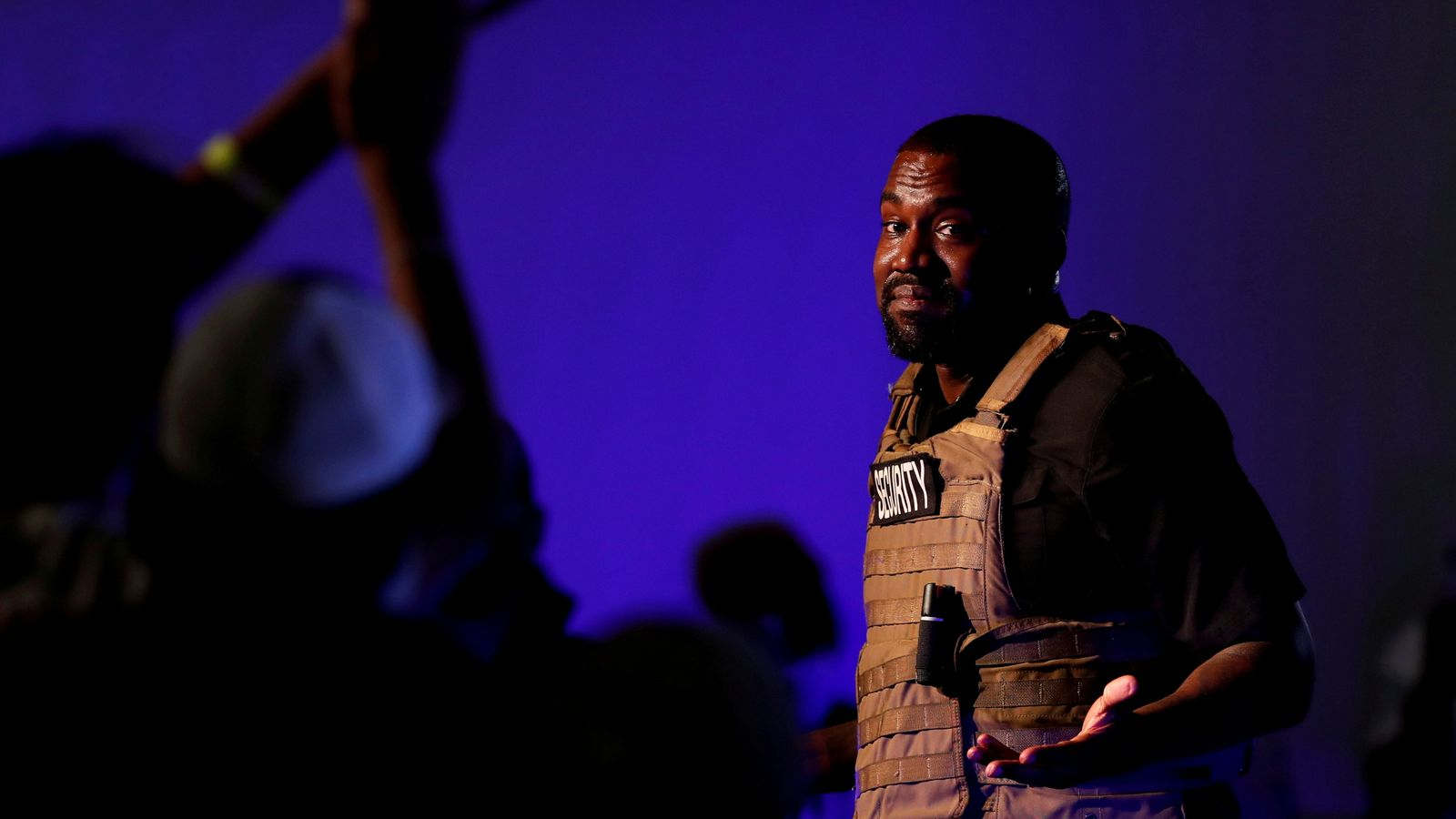 Kanye West premieres new album in Atlanta – including Jay-Z surprise feature
