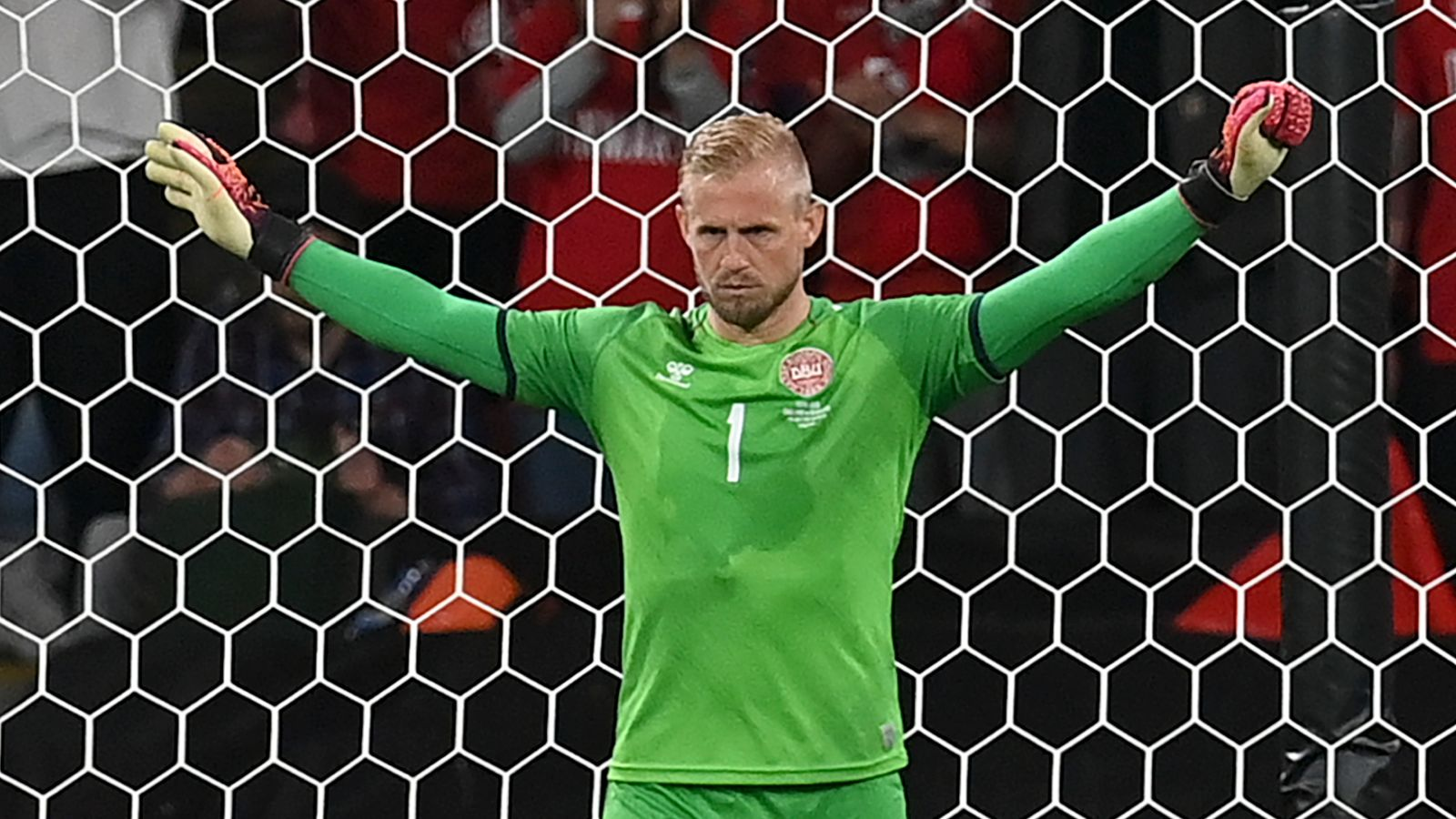 Euro 2020: England fined £25,630 after laser pointer shone at Denmark keeper during semi-final