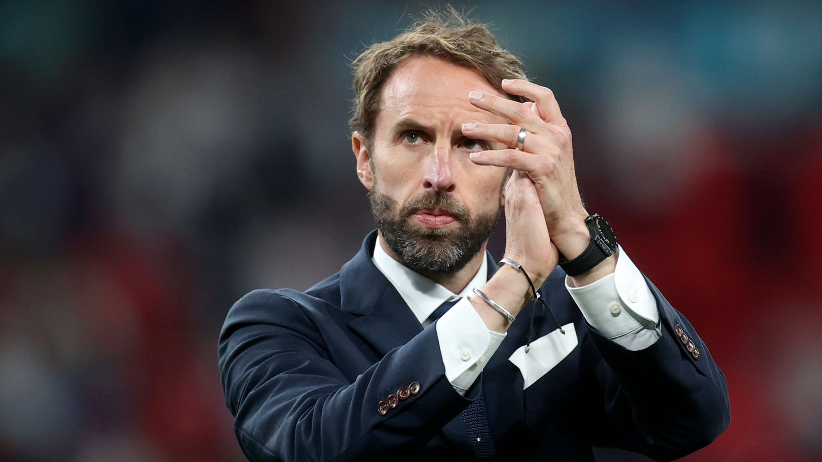 Gareth Southgate: 'I don't want to outstay my welcome' as England manager after Euro 2020 heartbreak