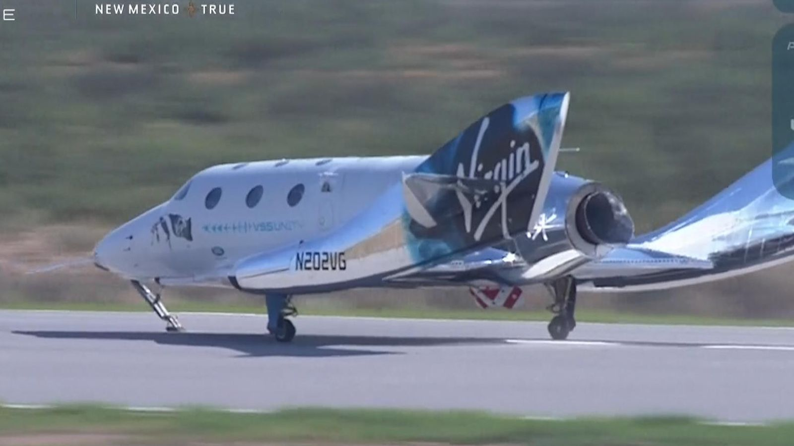 Virgin Galactic value falls back to Earth despite successful flight – as share sale plan revealed