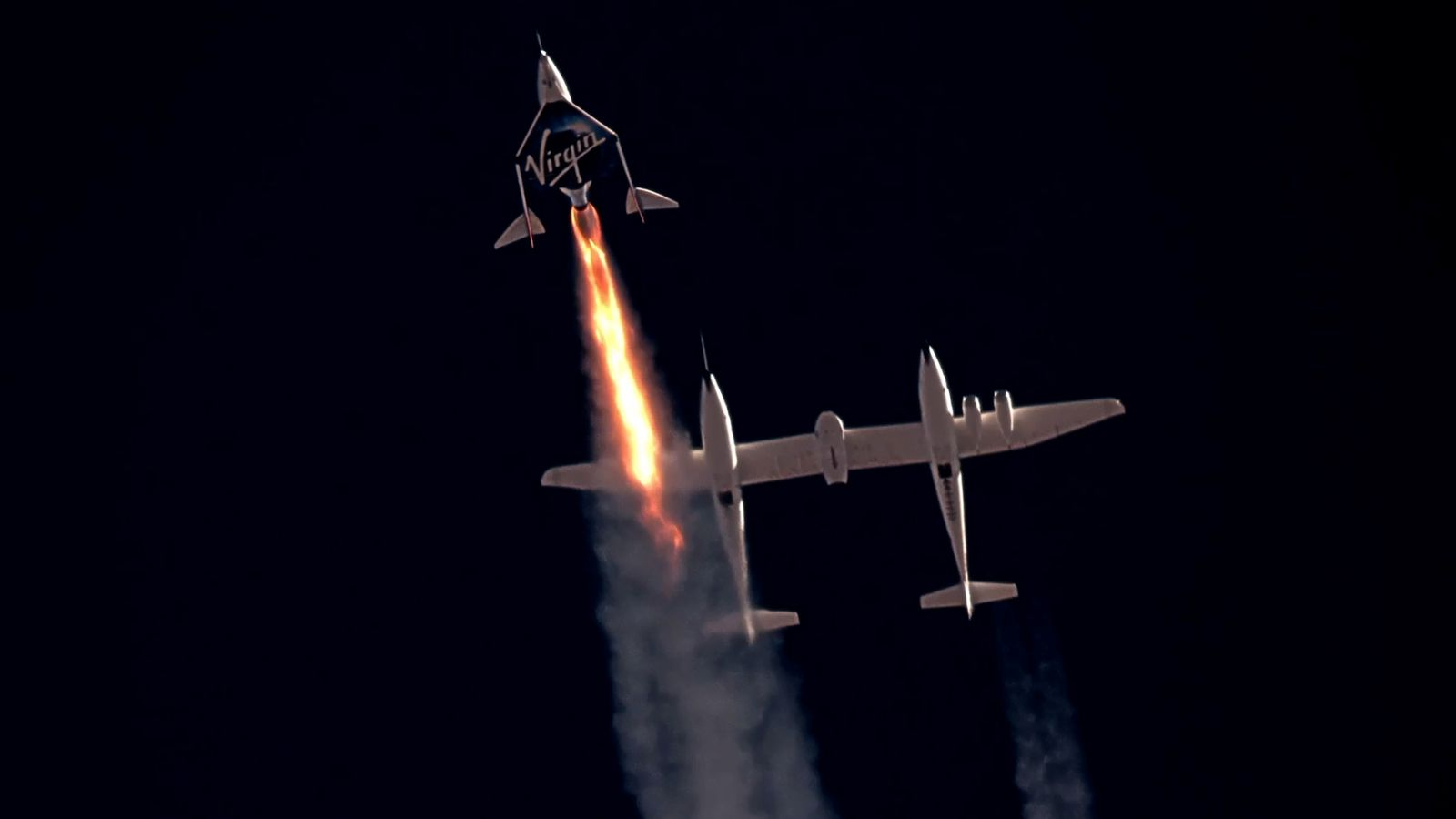 Sir Richard Branson's space tourism flight is a landmark moment – but out of reach for most people