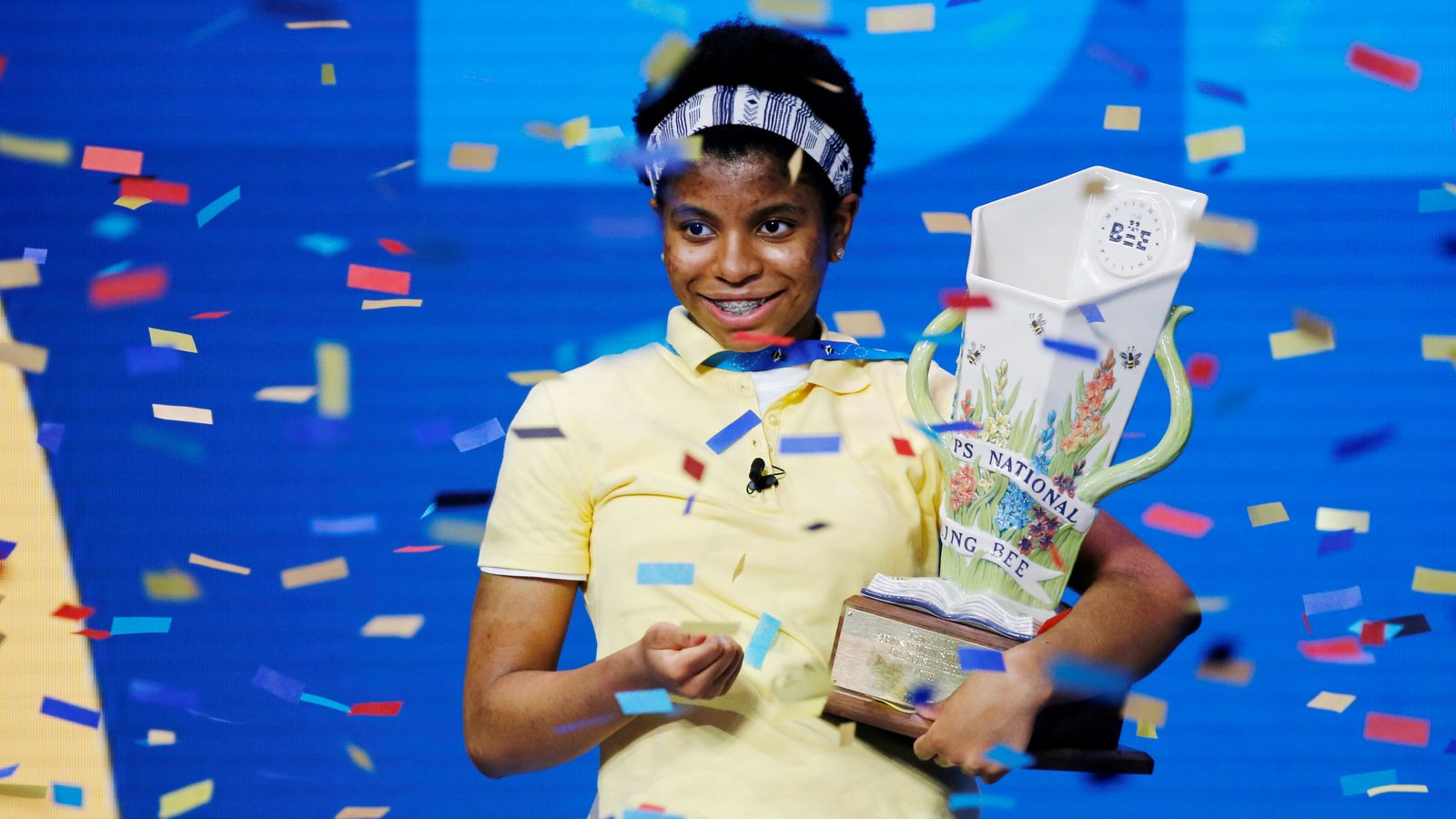 Zaila Avant-garde: Fourteen-year-old makes history to become first African American winner of US Scripps National Spelling Bee