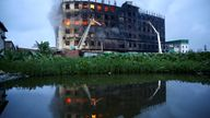 According to local media reports, 52 people have died due to the fire
