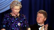 Documents show that Bill Clinton wanted to decline the Queen's invite 'politely'