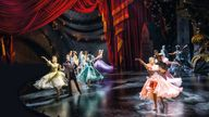 Cinderella's cast is the biggest casualty of the 'pingdemic' in the West End. Pic: Tristram Kenton