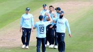 The England squad comfortably beat Sri Lanka in the ODI and T20 series but will now have to isolate after positive COVID-19 cases